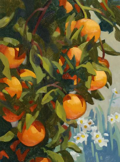 Fragrant Oranges - Oil
