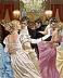 Regency Ball by  Popp Fine Art
