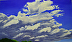 Scudding Clouds by Laurie Schirmer Carpenter