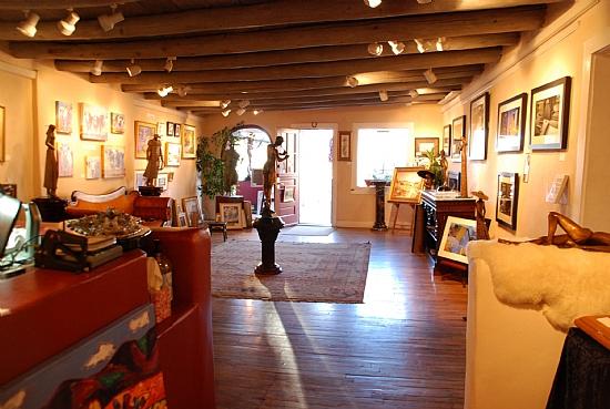 Gallery Interior -