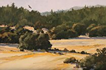 Open Country by Joe Garcia Oil ~ 14 x 21