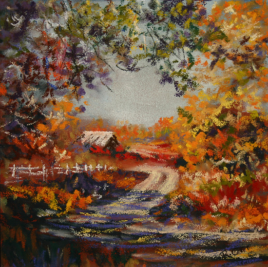 Road To Nepesta - Pastel