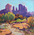 Red Rock Reprise by Susan Pitcairn