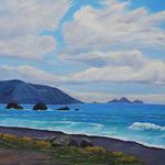 Janet Arline Barker - Janet Arline Barker: Colorful California - Longing for  Spring
