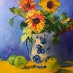 Carol Hopper - Small Art Sale at Weems Gallery