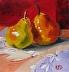 A Pair of Pears by Mary Van Deman