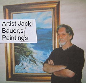 An example of fine art by Jack Bauer