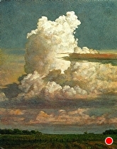 Cloud Formations by Ron Griswold Oil ~ 11 x 14