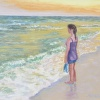 Ashley at the Beach