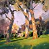 Spring Evening, Balwyn II
