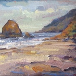 Hazel Schlesinger - Plein Air on the Oregon Coast for Beginners and Beyond