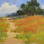 Laurel Daniel - Plein Air (Georgia): Anderson Fine Art Gallery