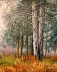 Twin Sycamores by colleen gallo