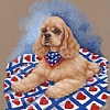 America's Sweetheart by Peggy Bang  ~ 12 x 16
