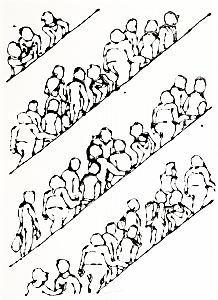 Crowds - fortyfivedownstairs Exibition