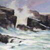 Storm Washed Shore