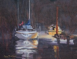 Poppy Balser - Plein Air Convention and Expo
