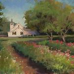 Pamela C. Newell - First Brush of Spring Art Sale