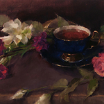 Pamela C. Newell - Oil Painters of America 2019 Eastern Regional Juried Exhibition