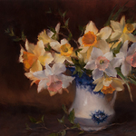 Pamela C. Newell - National Oil and Acrylic Painters Society Best of America Small Painting Exhibition