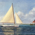 Mark Hunter - Allied Artists of America 108th Juried Exhibition