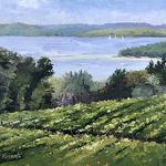 Robin Roberts Fine Art - Paint Grand Traverse 2021