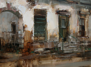 An example of fine art by Tibor Nagy