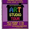 Studio Tour Poster Small