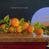 Still Life with Tangerines