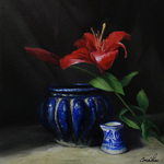 Cat Corcilius - 14th Annual International Guild of Realism Exhibition & Sale