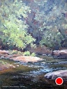 Along the Monocacy River by Claire Beadon Carnell  ~  x