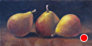 Triple Sec by Claire Beadon Carnell Oil ~ 4 x 8