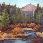 Kay Baker - Plein Air Painters of Oregon show