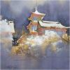 kiyomizu in snow