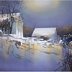 Thomas W Schaller - Northwest Watercolor Society - Online Only