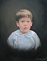 William by Brooke Lutz Oil ~ 24 x 20