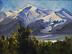 Mount Princeton by Dee Fabian by Dee Fabian Fine Art Gallery