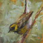 Christine Crozier - JCO's Winter, Spring Affordable Art Show