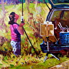 Plein Air Adjustment