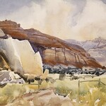 Jodie West - Western Federation Watercolor Society 46th Annual Exhibition