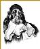 "Gordon Setter 1 by Carole Raschella Graphite ~ 14"" x 11"""