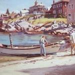 Caleb Stone - Caleb Stone Monhegan Island Workshop