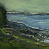 Pemaquid 5  Maine Pastel Painting