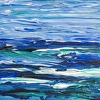 Essay on the Sea 20 Maine Seascape Acrylic Painting