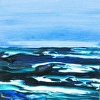 Acrylic Painting, Essay on the Sea 23