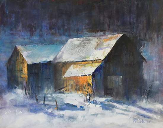 Winters Gold - Oil