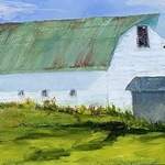 Kathy Collins - Guild of Charlotte Artists Fall Juried Show