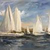 Sailboat Study