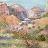 """""""Rocky Tops"""" at Palo Duro Canyon"""
