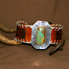 53113 Prairie Bison Rendezvous West Men's Bracelet